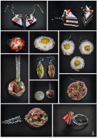 Tasty jewellery by jankolas