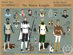 BSS - The Atomic Knights by EMReven
