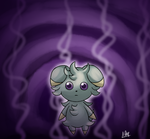 Daily Pokemon #003 - Espurr by Alex-The-Pyro