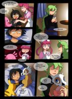 Pokemon Black vs White Chapter 3 Page 18 by YogurtYard