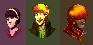 Busts n Stuff by Magistelle