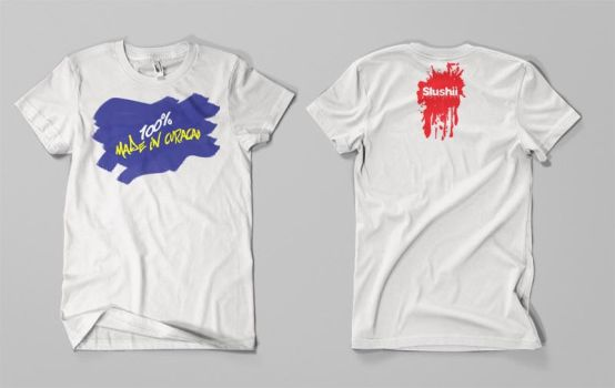 100% Made in Curacao Shirt by AbstractMentality