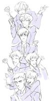 Ouran by stkidd