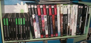 Video Game Collection Pt1 by amb15