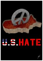 U.S.HATE by GreGfield