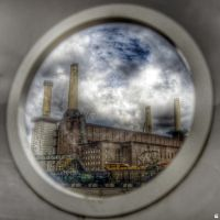 Battersea Porthole Station by thejamcascru