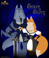 Armello Fanart - Grace and Glory by NapalmKrillos