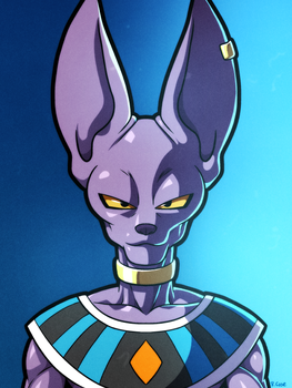 Beerus by rongs1234