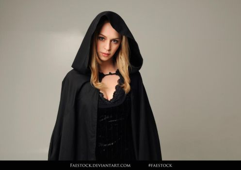 Alvira - Witch Portrait Stock 4 by faestock