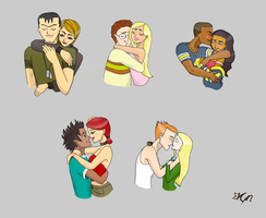 TDROTI My Pairings by geverglade-280