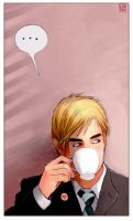 +blakey has a cuppa+ by luxvelveteen