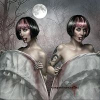 Murderess by vampirekingdom