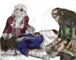 Thorin's death by selva-s