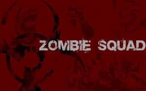 Zombie Squad Wallpaper by JAllenLang