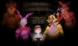 FNaF 1 by Lady-Was-Taken