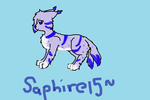 Adopt for Saphire 15 :3 by iluvbudgie