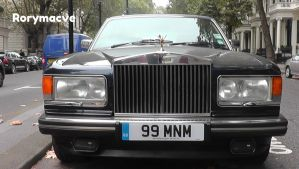 1999 Rolls Royce Silver Spur by The-Transport-Guild