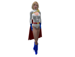 Power Girl 3.0 by Nurinuri