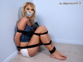 Taylor Swift Tape Gagged by abbastein