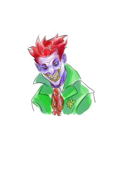 joker variolcolor by mtrok