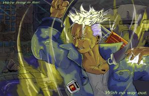 Trunks in Desparation by Mister-23
