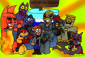 Birthday Bash! by Duckyworth
