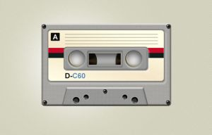 cassette icon psd by litevivi
