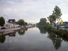 Eindhoven Channel by Bonnzai