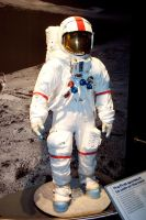 Moon Mission Space Suit by onyxswami