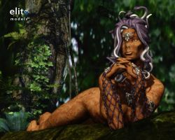 Queen of the Treetops by RavenMoonDesigns