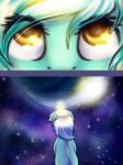 MLP:FiM- Lyra, just believe by Mausefang
