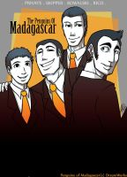 The Manliness of Madagascar by lupitard