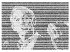 Ron Paul Typography by rolandvvv