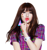Sooyoung (SNSD) PNG Render by GAJMEditions