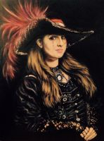 Admiral Anne Cash by sablemagus