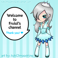 Lila OC for Fruiol's Youtube by tobi2moodring