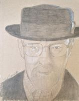 Heisenberg on Tan Paper by UtterlyAbsurdBella