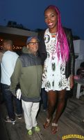 Venus Williams and Spike Lee by lowerrider