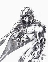 MoonKnight by NicoBlue