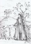Feanor in Valinor by AnotherStranger-Me