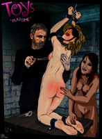 Toy Box Series ~ Playtime by CeeAyBee