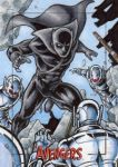 Black Panther - Avengers Silver Age by tonyperna