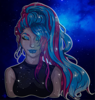 Galaxy by Evedith