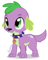 Spike Doggie! by Furreon