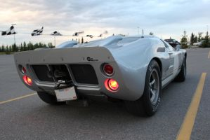 GT40 by KyleAndTheClassics
