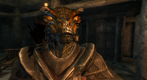 Tryzon the Argonian - Skyrim by Tryzon