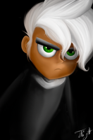 Danny Phantom 2014 by Sammywall