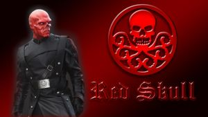The Red Skull by Balsavor