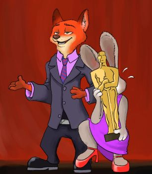 Oscar Night by Bomberhead67