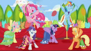The Red Carpet to Season 4! by ThorinsBlade